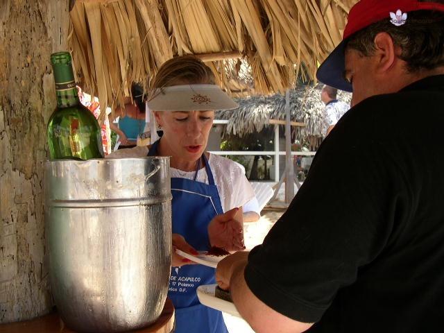 Vanilla, Saffron Imports Acapulco Paella Festival June 2002  009