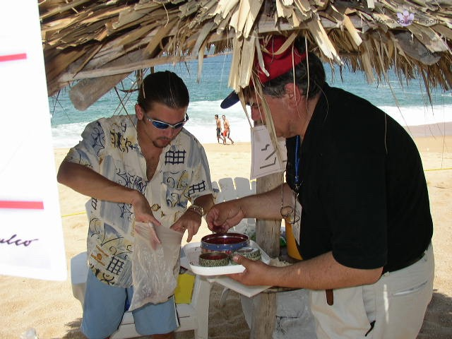 Vanilla, Saffron Imports Acapulco Paella Festival June 2002  020