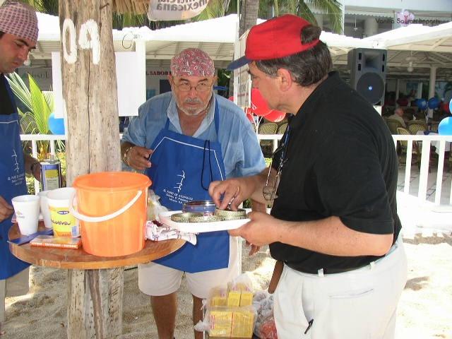 Vanilla, Saffron Imports Acapulco Paella Festival June 2002  025