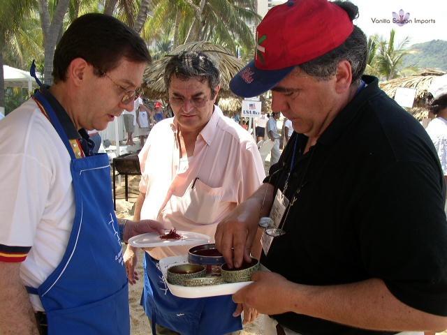 Vanilla, Saffron Imports Acapulco Paella Festival June 2002  028