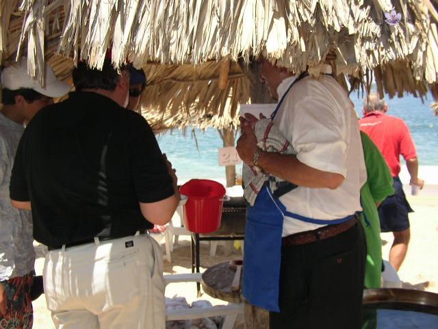 Vanilla, Saffron Imports Acapulco Paella Festival June 2002  030