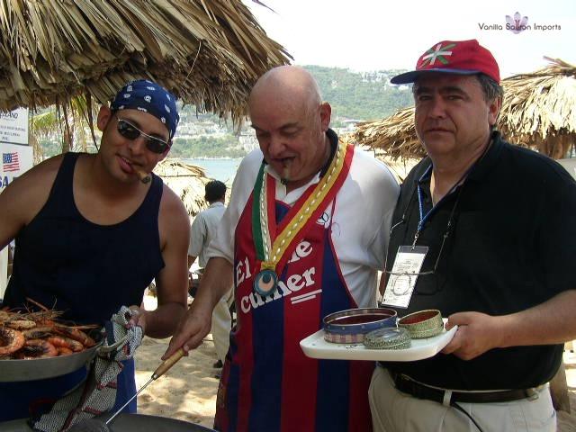 Vanilla, Saffron Imports Acapulco Paella Festival June 2002  031