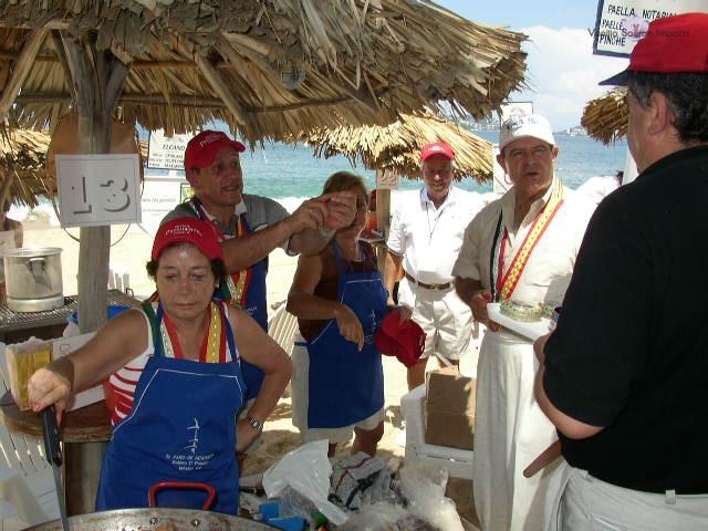 Vanilla, Saffron Imports Acapulco Paella Festival June 2002  035