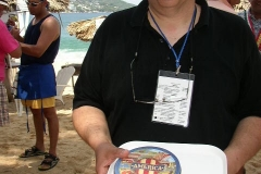 Vanilla, Saffron Imports Acapulco Paella Festival June 2002  004