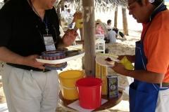 Vanilla, Saffron Imports Acapulco Paella Festival June 2002  007