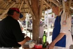 Vanilla, Saffron Imports Acapulco Paella Festival June 2002  010