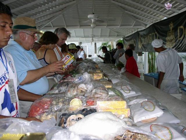 Vanilla, Saffron Imports Acapulco Paella Festival June 2004  007