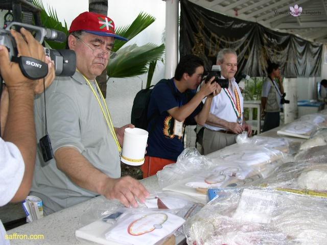 Vanilla, Saffron Imports Acapulco Paella Festival June 2004  011