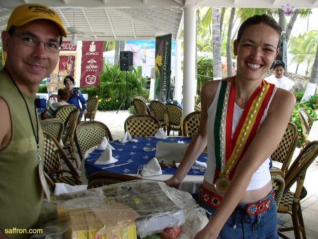 Vanilla, Saffron Imports Acapulco Paella Festival June 2004  031