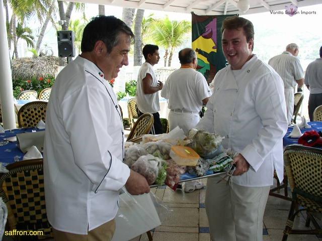 Vanilla, Saffron Imports Acapulco Paella Festival June 2004  033