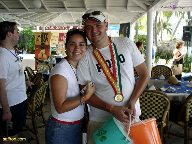 Vanilla, Saffron Imports Acapulco Paella Festival June 2004  034