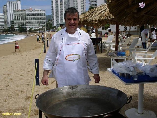 Vanilla, Saffron Imports Acapulco Paella Festival June 2004  040