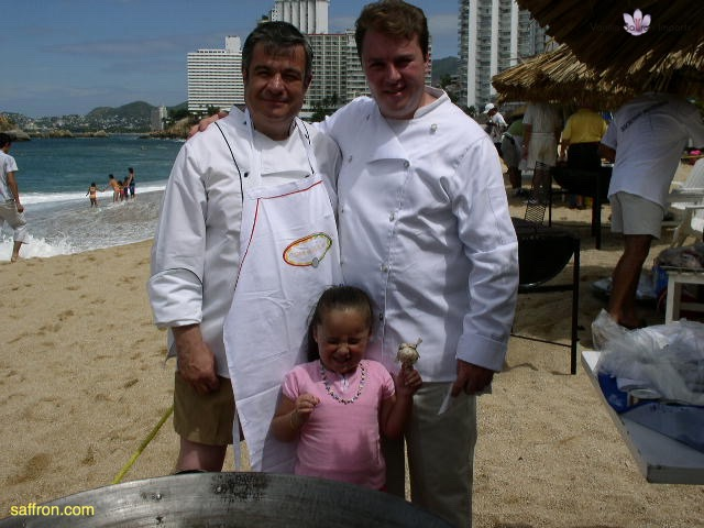 Vanilla, Saffron Imports Acapulco Paella Festival June 2004  041