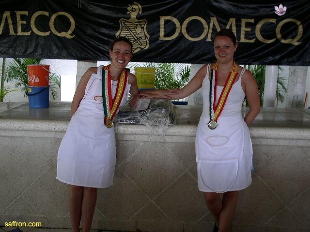 Vanilla, Saffron Imports Acapulco Paella Festival June 2004  043