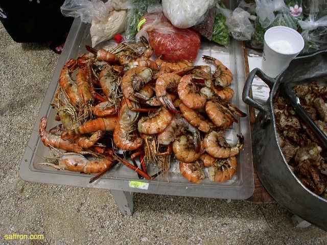 Vanilla, Saffron Imports Acapulco Paella Festival June 2004  050