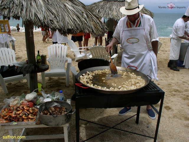 Vanilla, Saffron Imports Acapulco Paella Festival June 2004  052