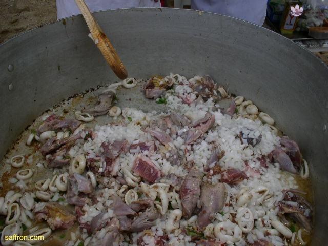 Vanilla, Saffron Imports Acapulco Paella Festival June 2004  056
