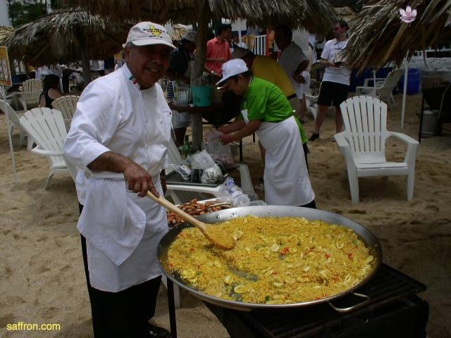 Vanilla, Saffron Imports Acapulco Paella Festival June 2004  061