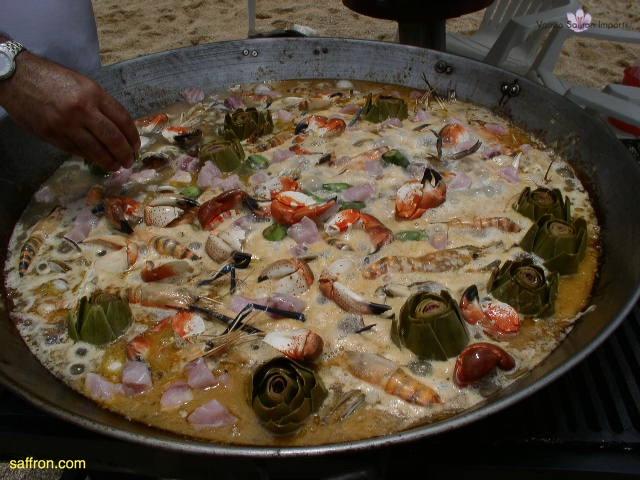Vanilla, Saffron Imports Acapulco Paella Festival June 2004  067