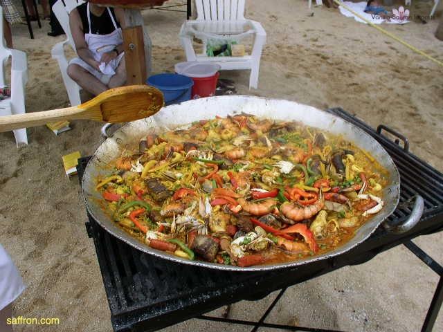 Vanilla, Saffron Imports Acapulco Paella Festival June 2004  069