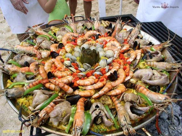 Vanilla, Saffron Imports Acapulco Paella Festival June 2004  072