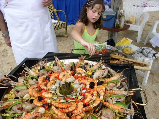 Vanilla, Saffron Imports Acapulco Paella Festival June 2004  074