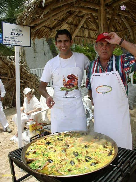 Vanilla, Saffron Imports Acapulco Paella Festival June 2004  078