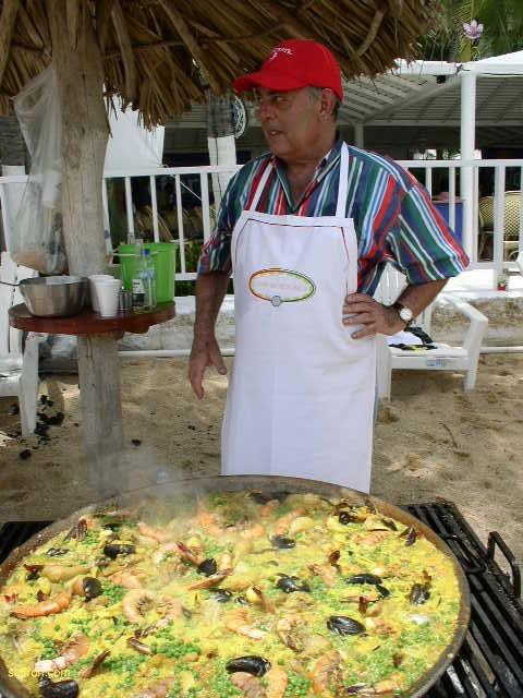 Vanilla, Saffron Imports Acapulco Paella Festival June 2004  079