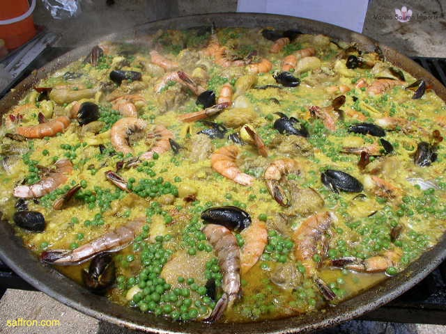 Vanilla, Saffron Imports Acapulco Paella Festival June 2004  080