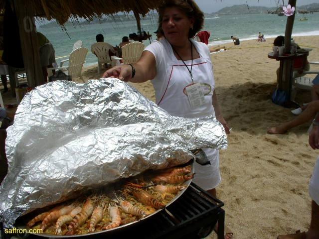 Vanilla, Saffron Imports Acapulco Paella Festival June 2004  081