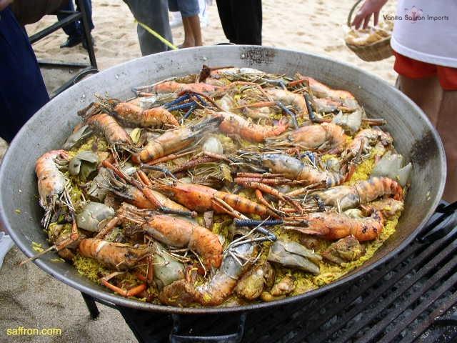 Vanilla, Saffron Imports Acapulco Paella Festival June 2004  083