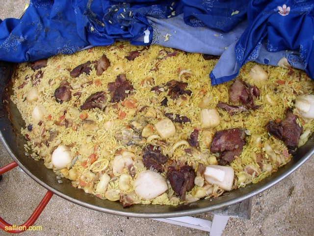 Vanilla, Saffron Imports Acapulco Paella Festival June 2004  085