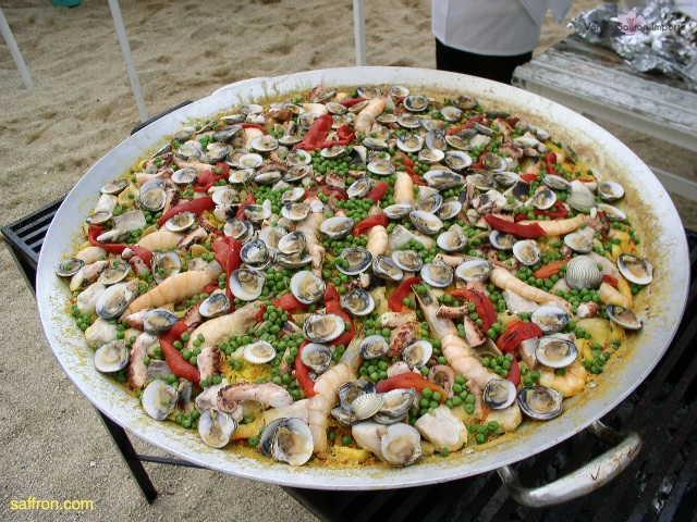 Vanilla, Saffron Imports Acapulco Paella Festival June 2004  086