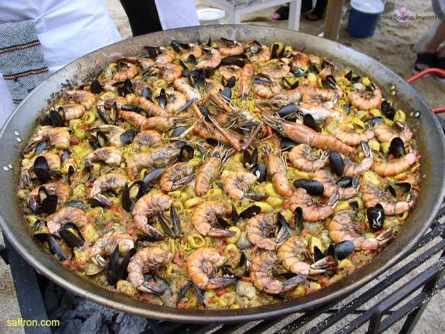 Vanilla, Saffron Imports Acapulco Paella Festival June 2004  087