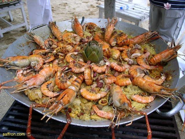 Vanilla, Saffron Imports Acapulco Paella Festival June 2004  088