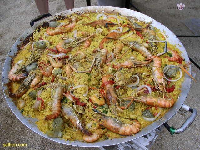 Vanilla, Saffron Imports Acapulco Paella Festival June 2004  089