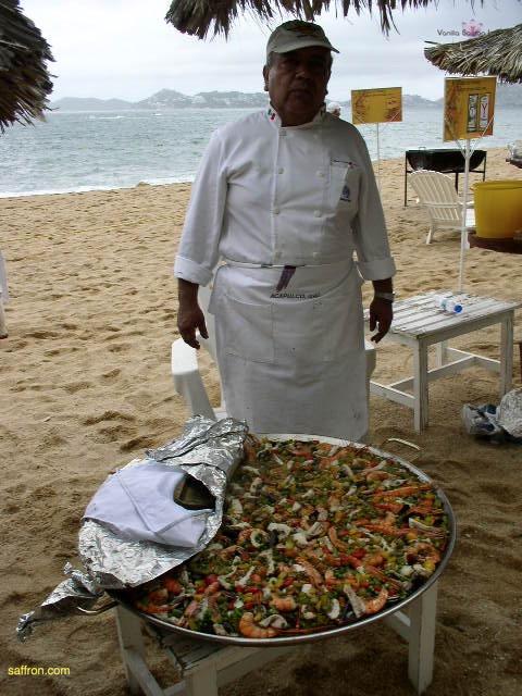 Vanilla, Saffron Imports Acapulco Paella Festival June 2004  091