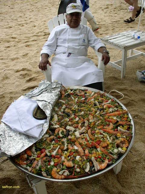 Vanilla, Saffron Imports Acapulco Paella Festival June 2004  093