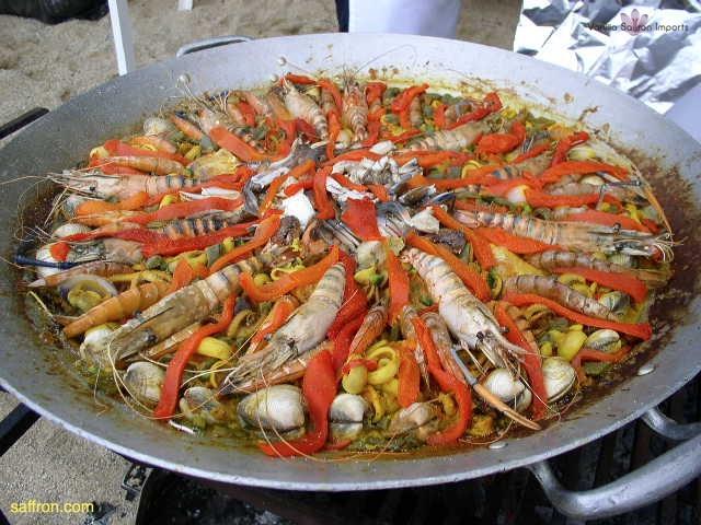 Vanilla, Saffron Imports Acapulco Paella Festival June 2004  094