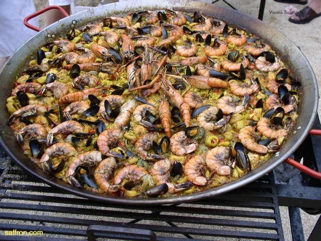 Vanilla, Saffron Imports Acapulco Paella Festival June 2004  097