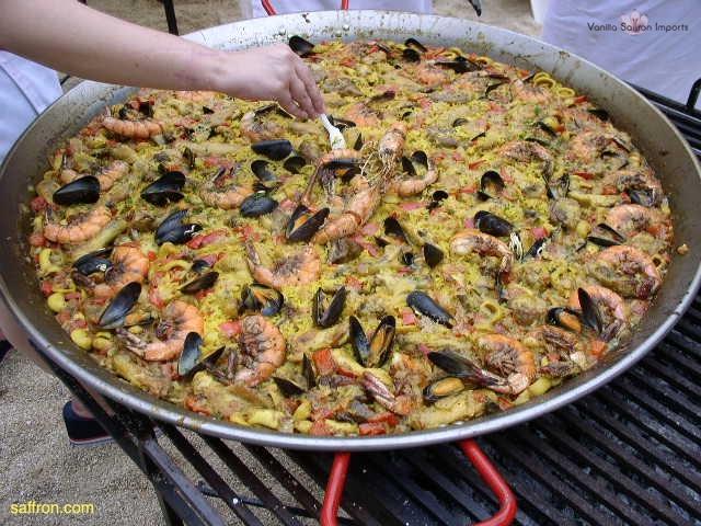 Vanilla, Saffron Imports Acapulco Paella Festival June 2004  099