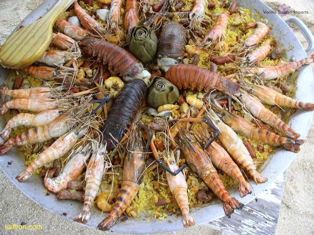 Vanilla, Saffron Imports Acapulco Paella Festival June 2004  103