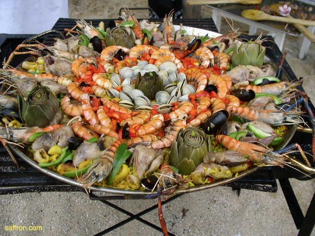 Vanilla, Saffron Imports Acapulco Paella Festival June 2004  105