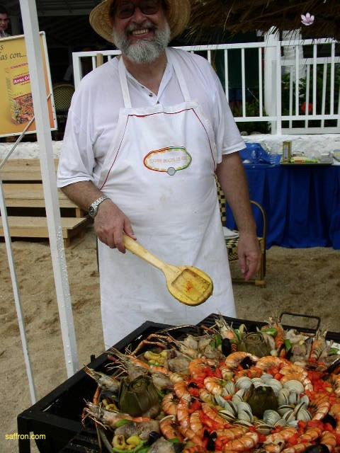 Vanilla, Saffron Imports Acapulco Paella Festival June 2004  106
