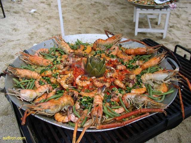 Vanilla, Saffron Imports Acapulco Paella Festival June 2004  107