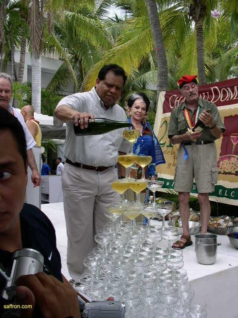 Vanilla, Saffron Imports Acapulco Paella Festival June 2004  109