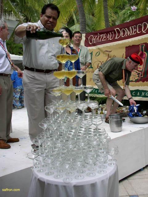 Vanilla, Saffron Imports Acapulco Paella Festival June 2004  110