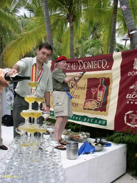 Vanilla, Saffron Imports Acapulco Paella Festival June 2004  111