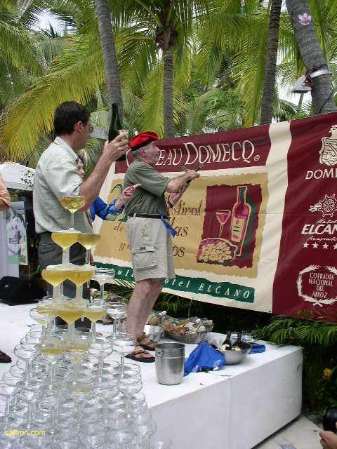 Vanilla, Saffron Imports Acapulco Paella Festival June 2004  112