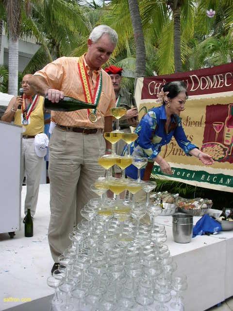 Vanilla, Saffron Imports Acapulco Paella Festival June 2004  113